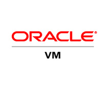 Oracle VM logo